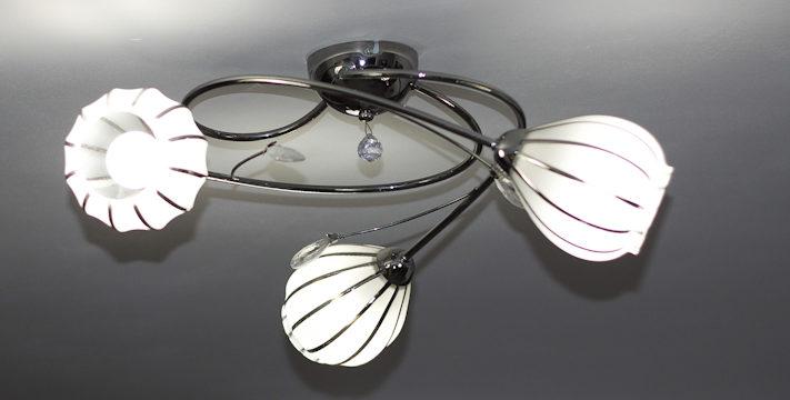 Dlaczego lampa LED miga?