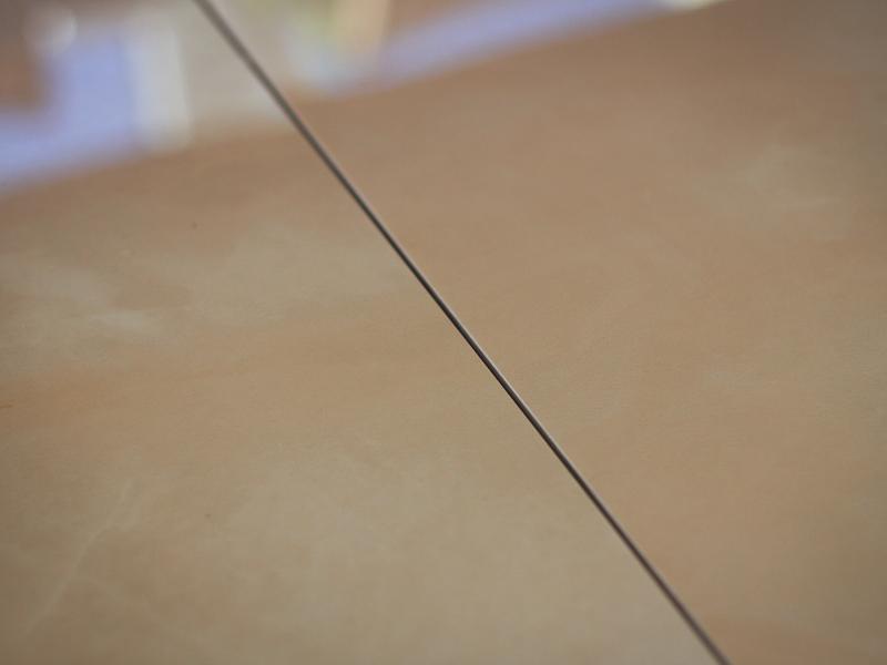Fugowanie płytek - szczelina 1,5 mm
