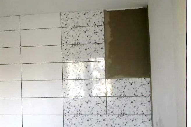 Hydroizolacja łazienki - układanie glazury
