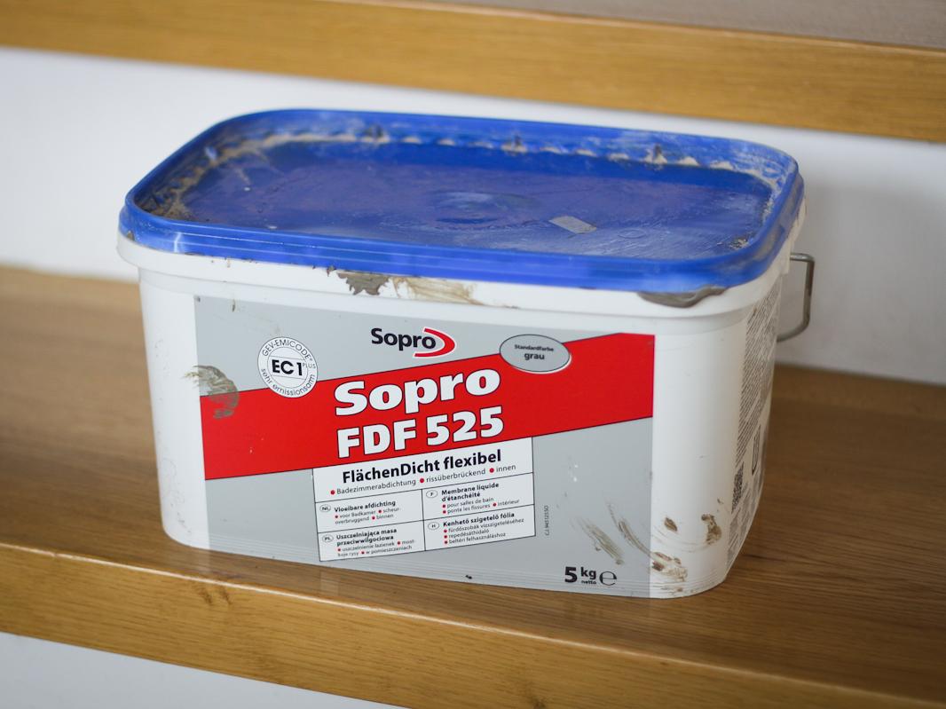 Folia w płynie Sopro FDF 525