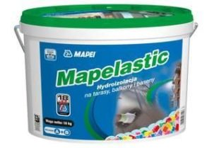 Hydroizolacja Mapei Mapelastic