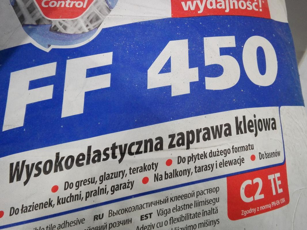 Klej do płytek - Sopro FF 450
