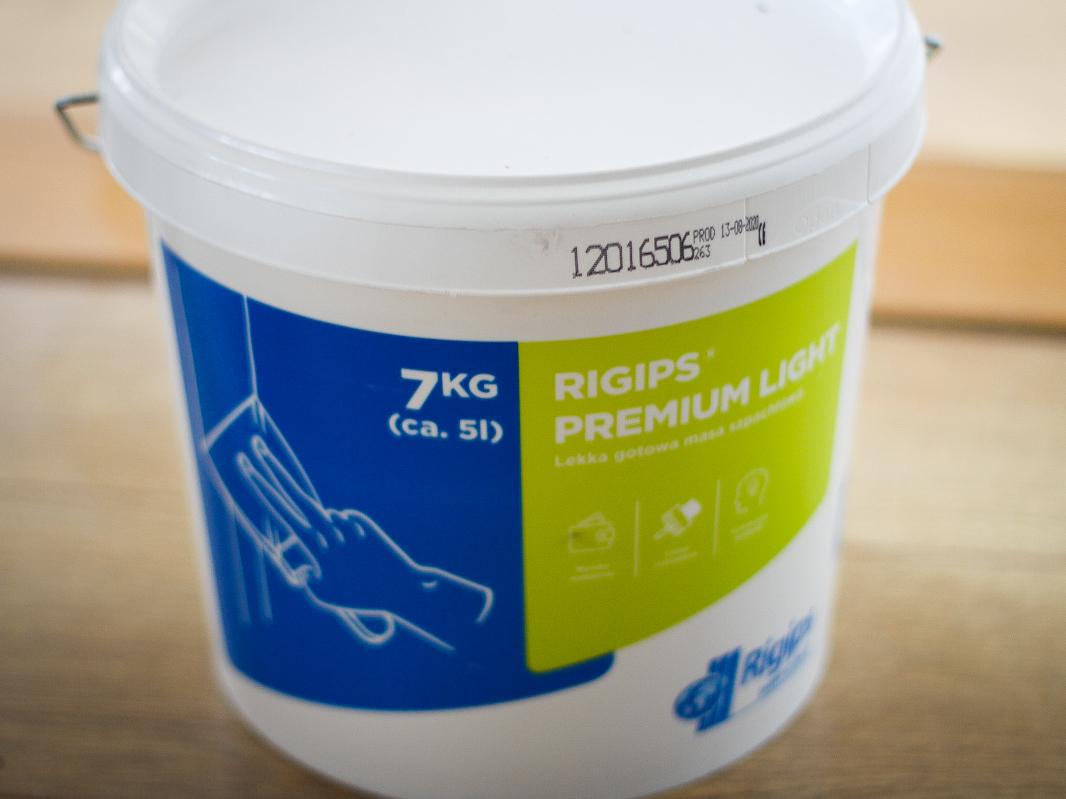 Masa Rigips Premium Light